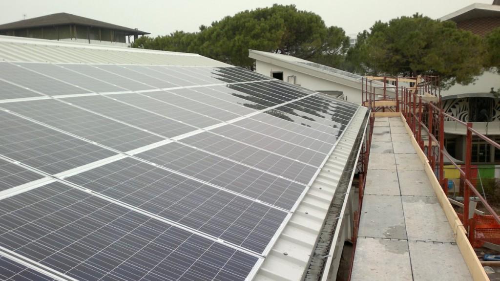 Pannelli solari Lignano